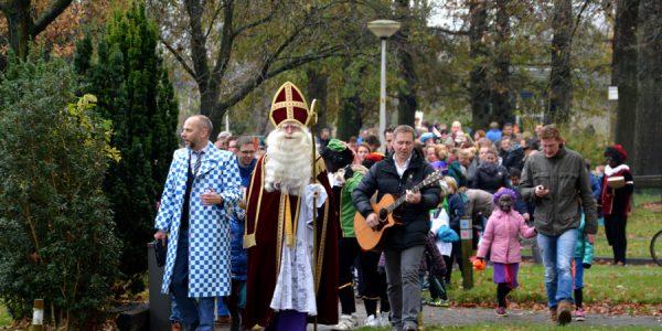 Sinterklaasfeest Berkum 2020